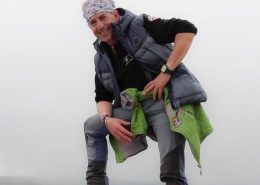 Marcello Alba unser Wanderführer in Sizilien