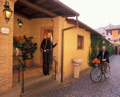 hotel santa maria in rom