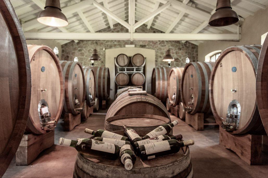 Weingut Fiorano in Rom