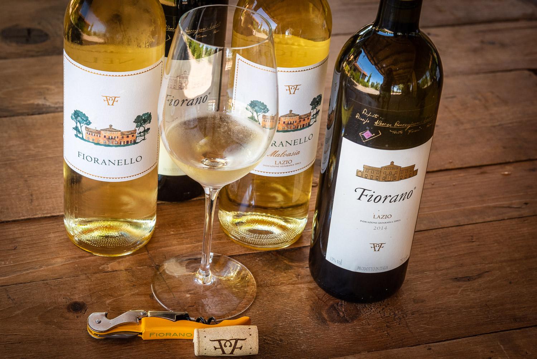 Wein auf der Via Appia